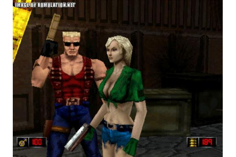 Duke Nukem - Land of the Babes [U] ISO